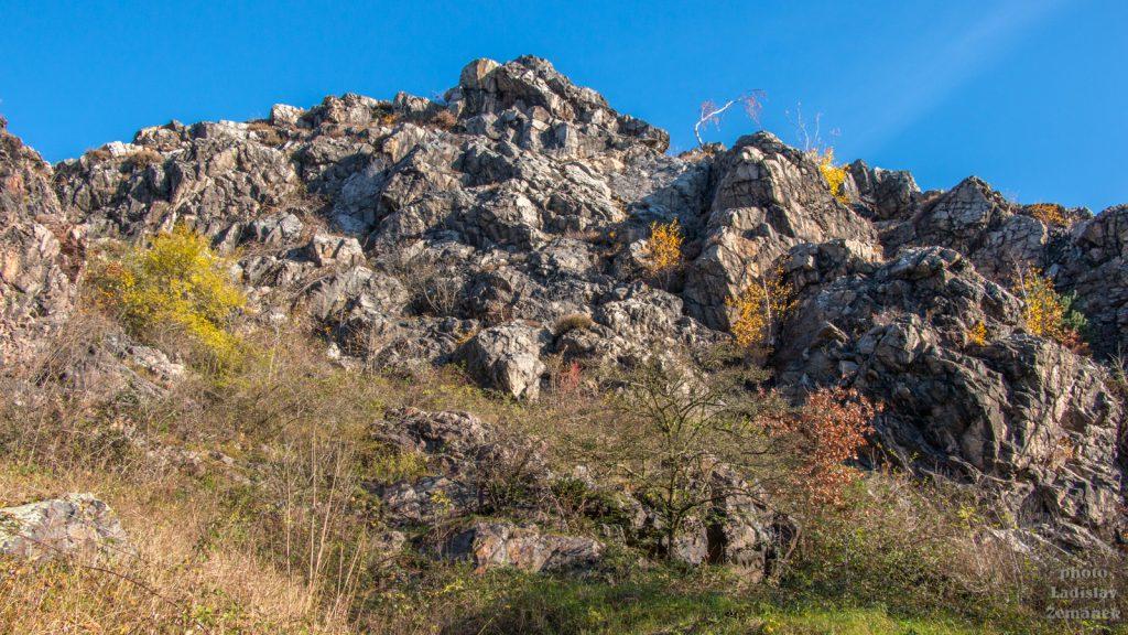 Praha - Divoká Šárka - podzim