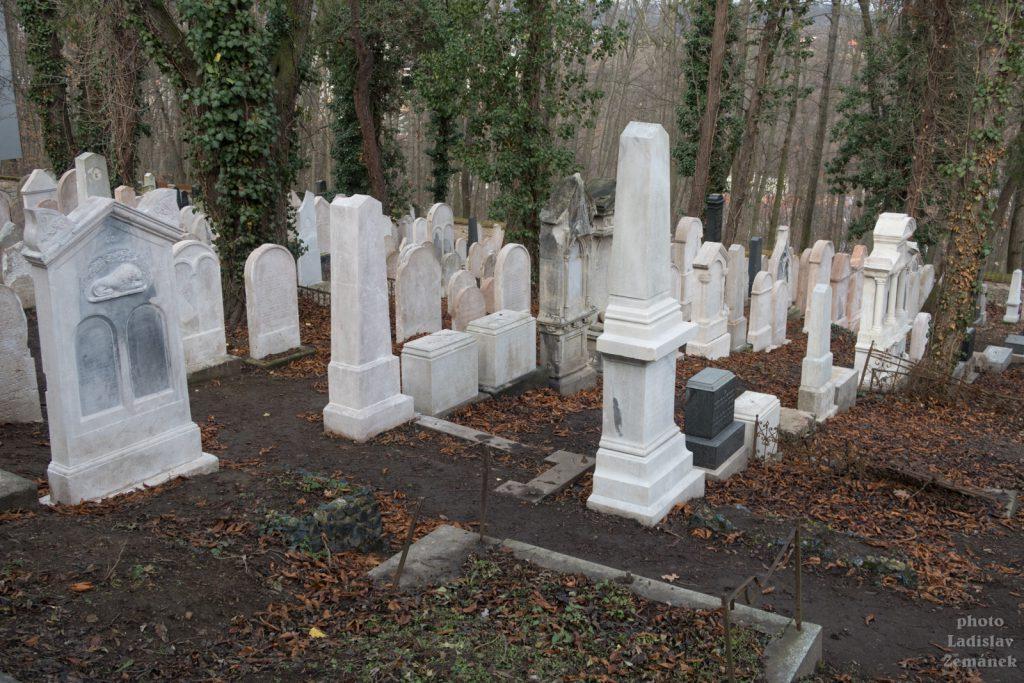 Starý židovský hřbitov Praha - Smíchov