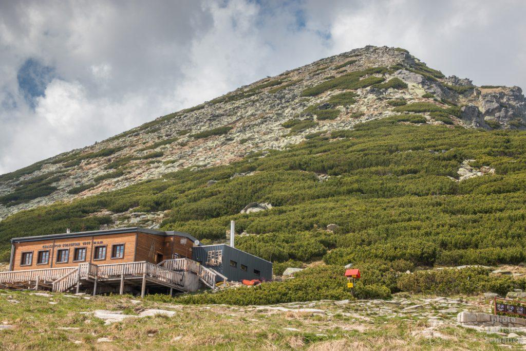 Chata pod Soliskom