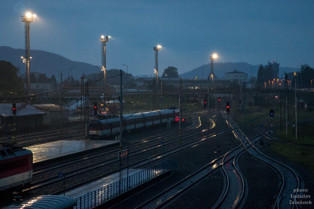 nádraží Poprad