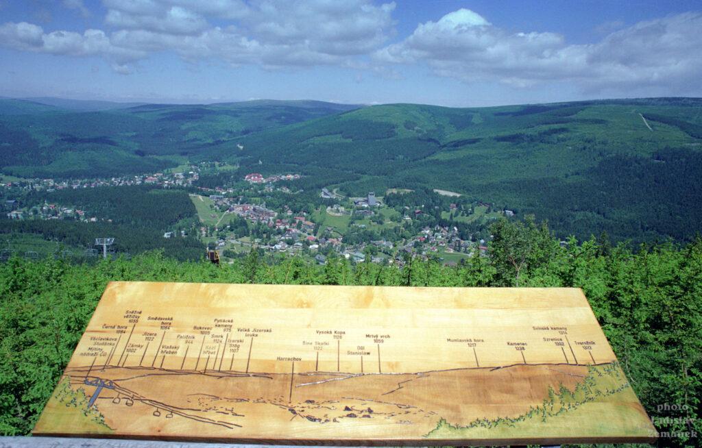Krkonoše - Čertova hora