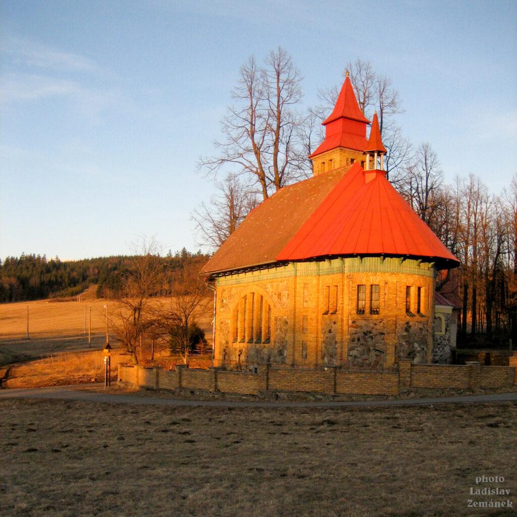 Orlické hory - Šediviny - Kostel sv. Josefa