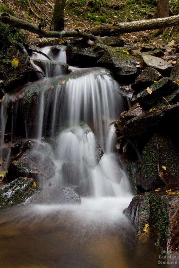 Orlické hory - potok