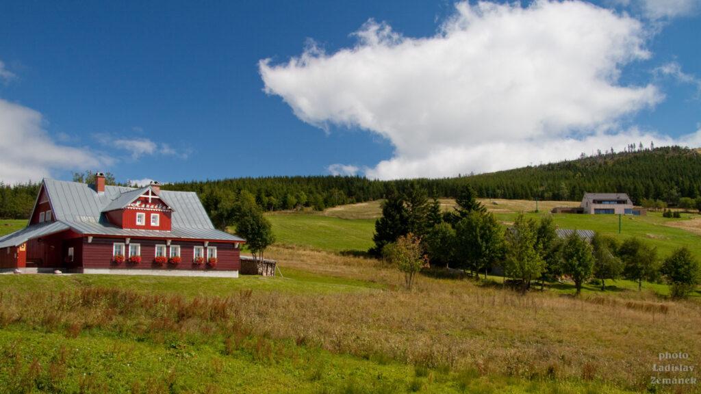 Krkonoše - Rennerovy boudy