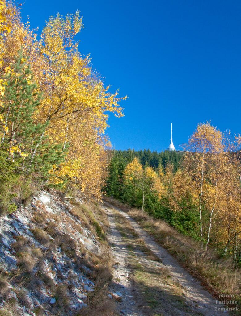 Podzimní Ještěd