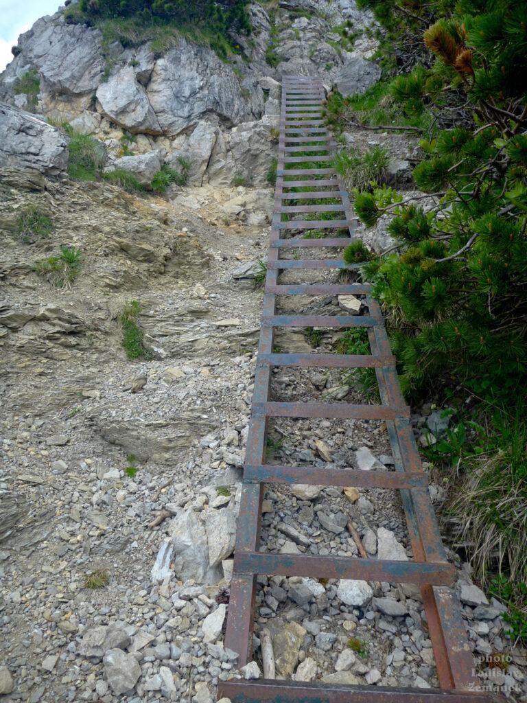 Malá Fatra - cesta na Veľký Rozsutec