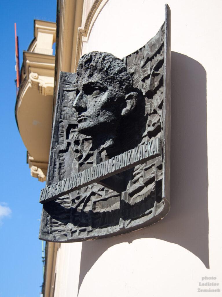 Franz Kafka - Židovské město