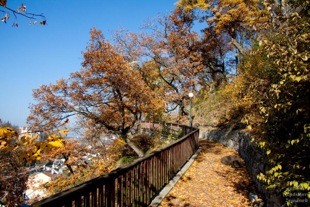 Karlovy Vary - Stezka Jean de Carro