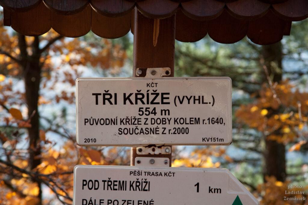 Karlovy Vary - Tři kříže
