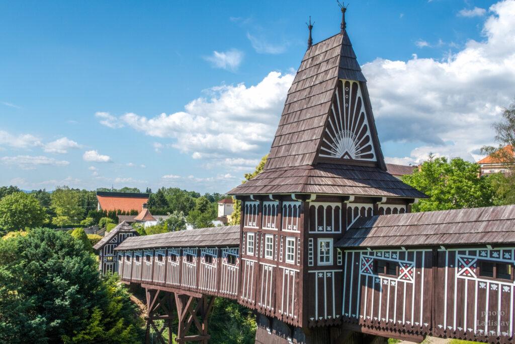 Nové Město nad Metují - zámecký park