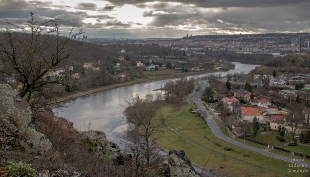 Praha - Podhoří