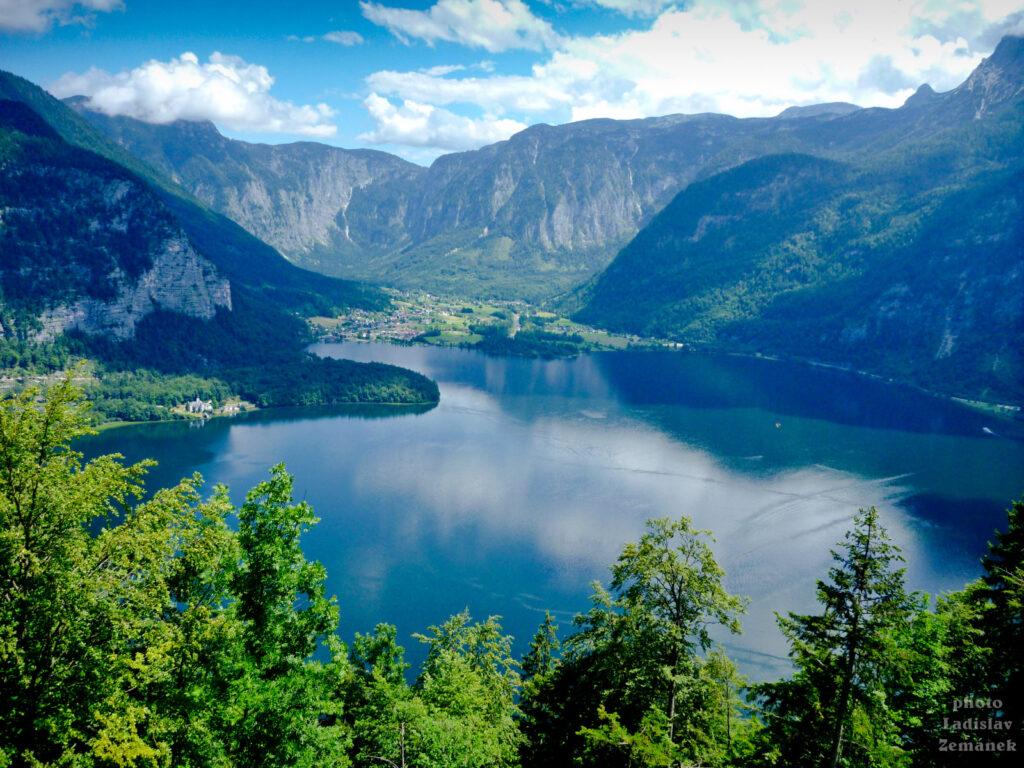 Hallstatt - jezero