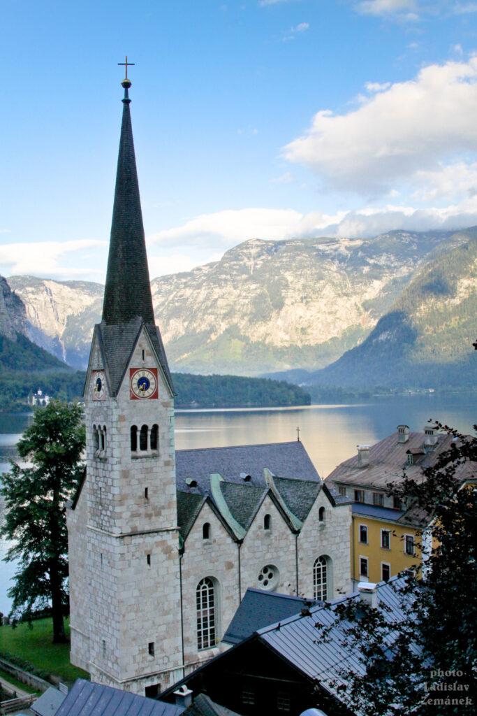 kostel Christuskirche