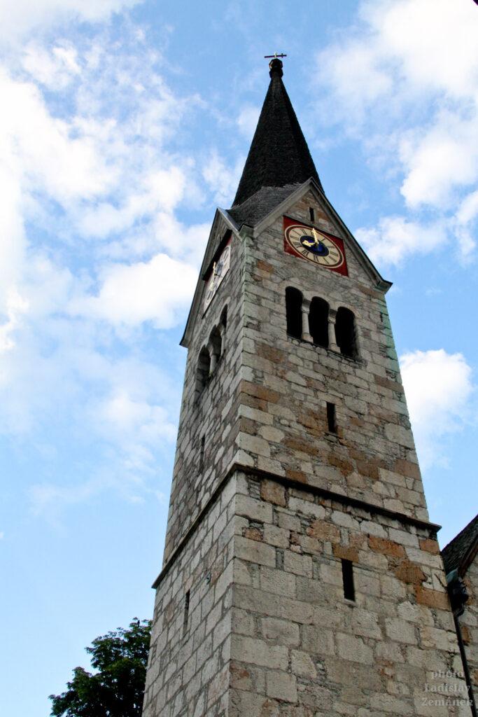 Věž kostela Christuskirche