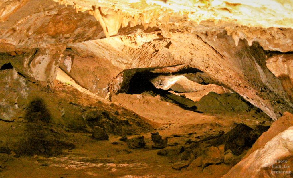 Dachsteinská mamutí jeskyně - Dachstein-Mammuthöhle