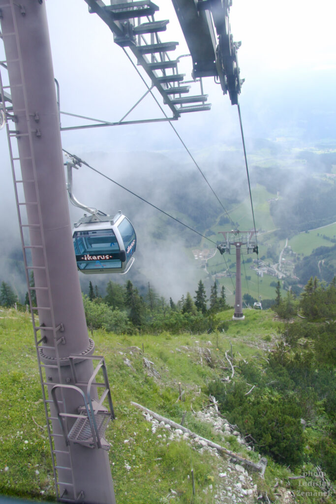 Lanovka na Bischlinghöhe