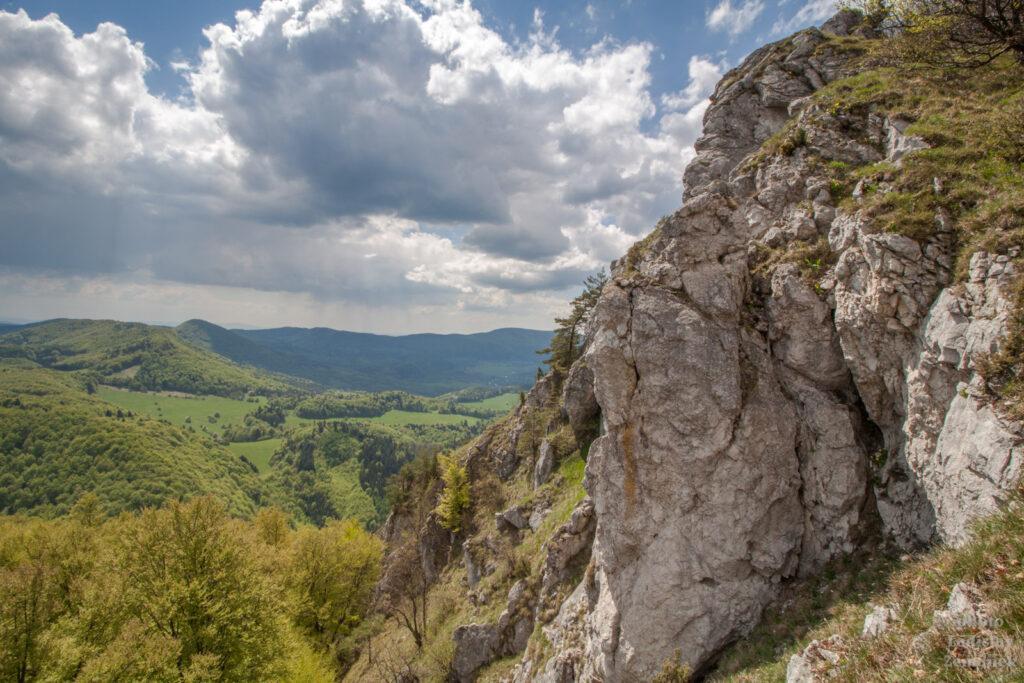 Strážovské vrchy - výlet na Vápeč