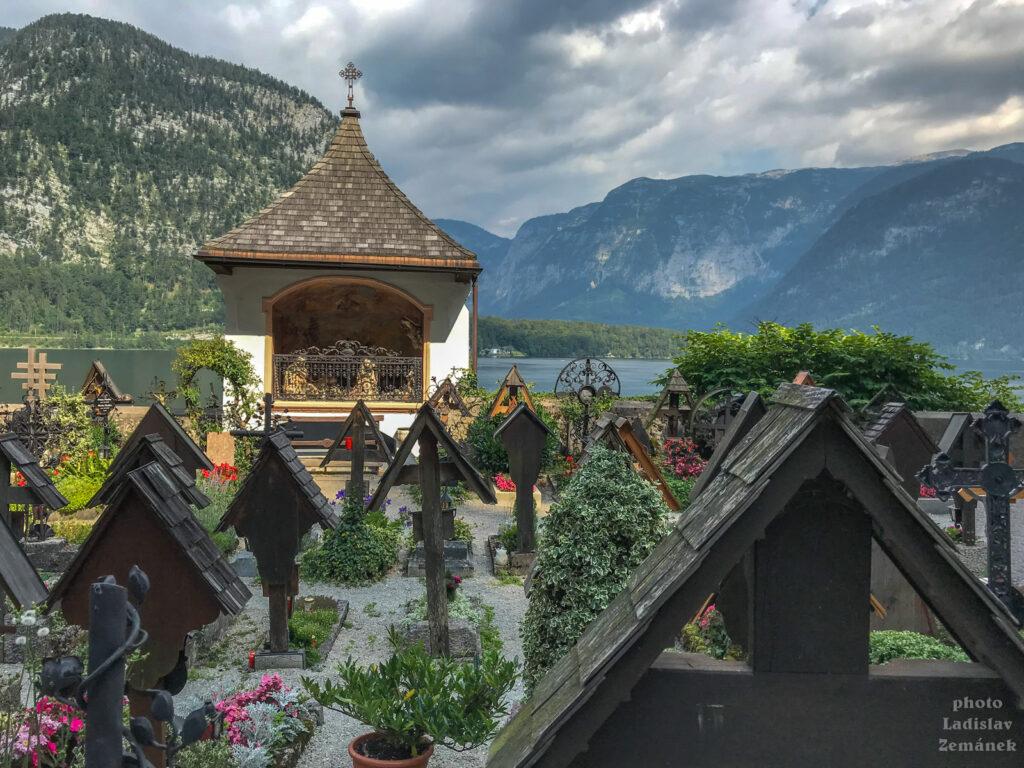 Hallstatt - hřbitov