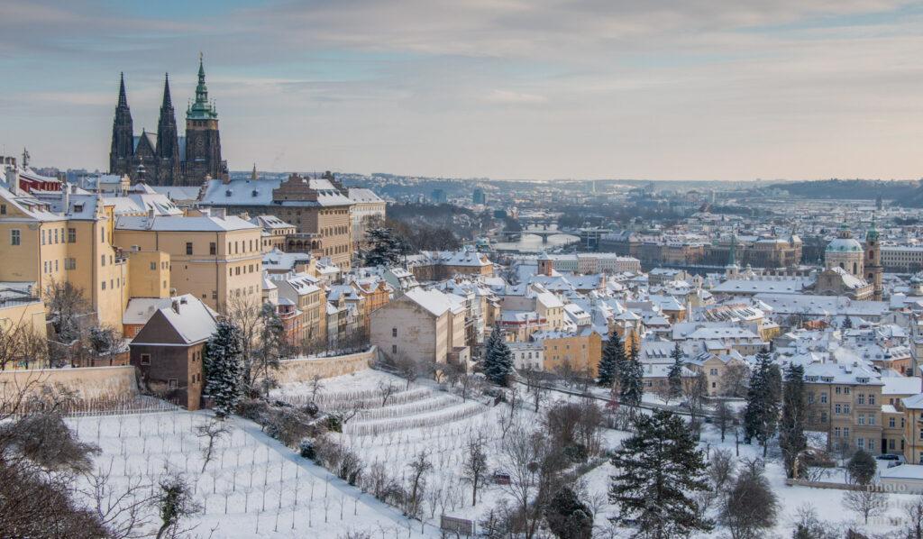 Pražský hrad a Malá Strana