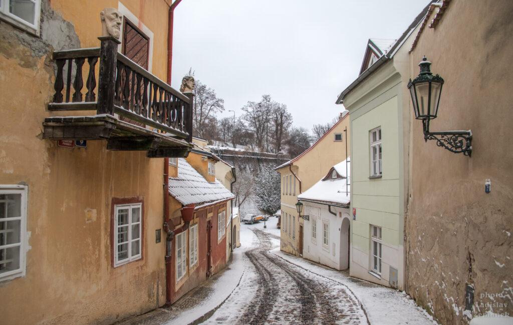 Nový Svět - Černínská ulice