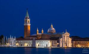Benátky - Basilica di San Giorgio Maggiore