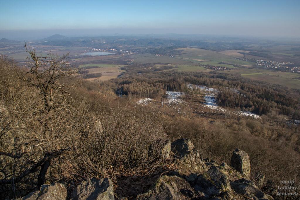 Výhled ze Sedla