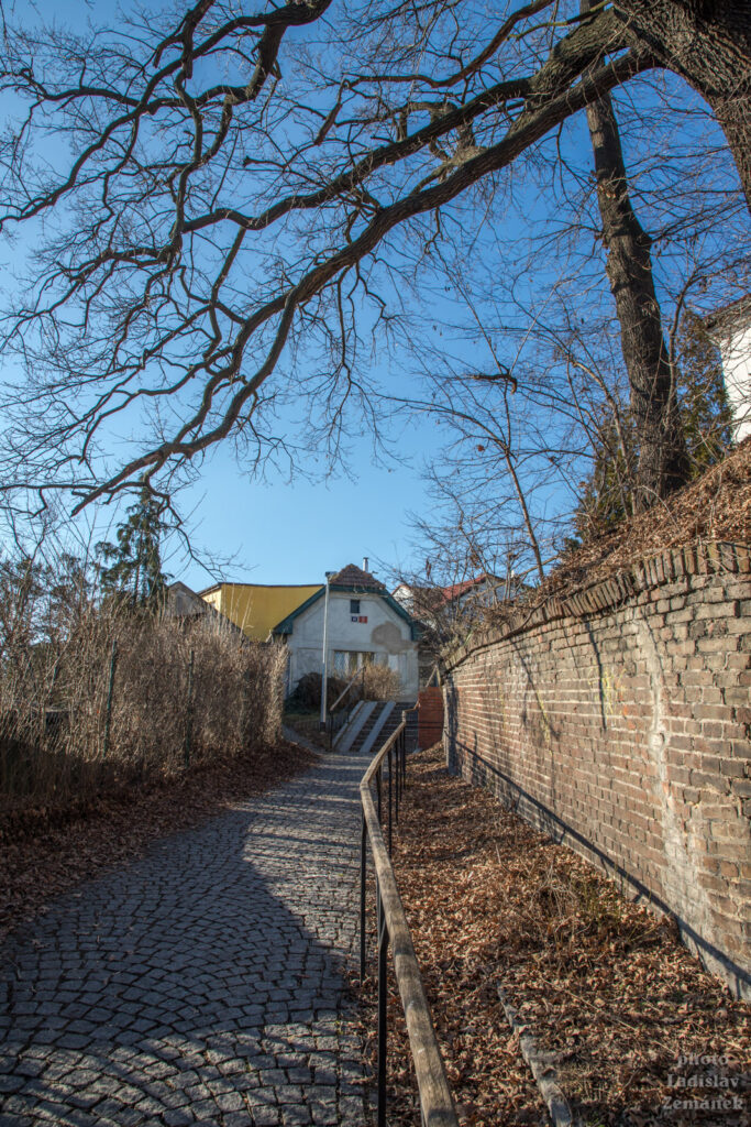 Starý Prosek - ulice Na Jetelce