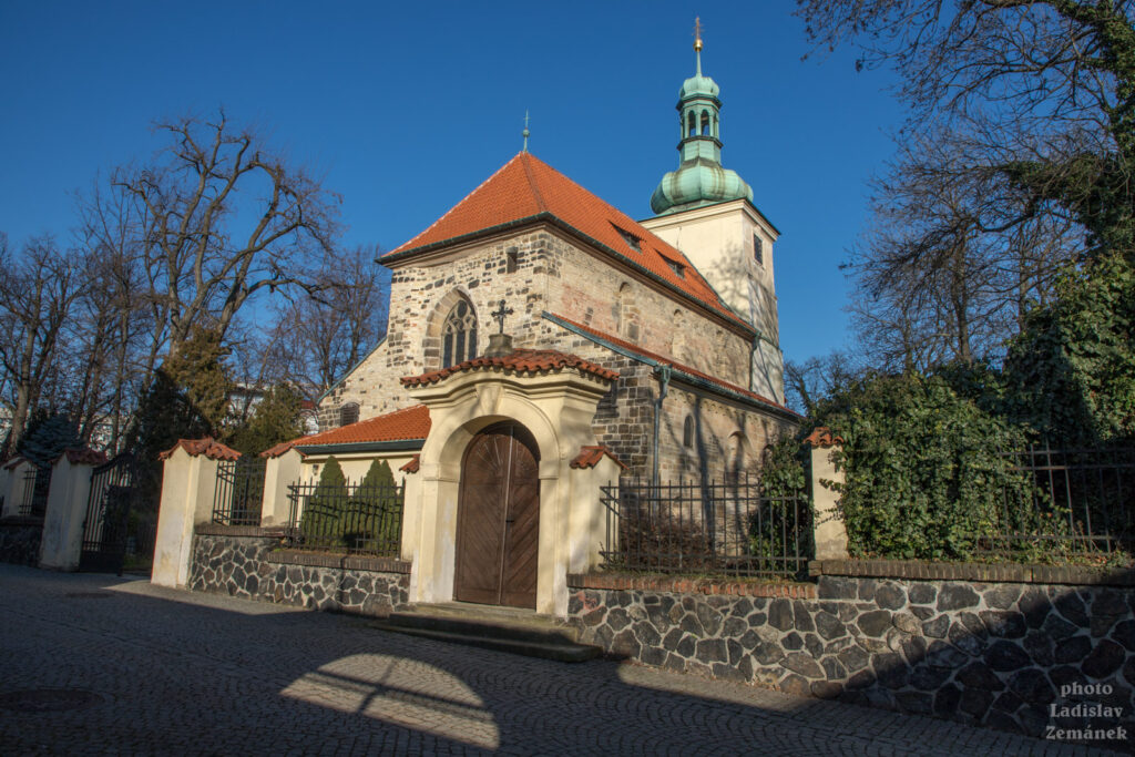 Kostel sv. Václava na Proseku