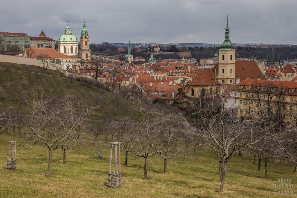 Kostel sv. Mikuláše ze Seminářské zahrady