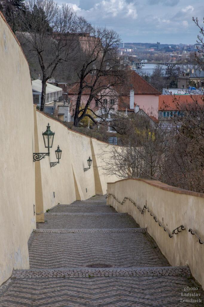 Staré Zámecké schody