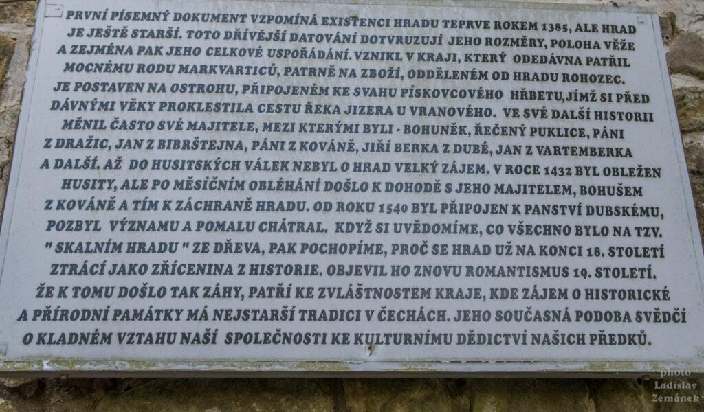 Hrad Frýdštejn