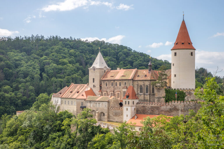 hrad Křivoklát