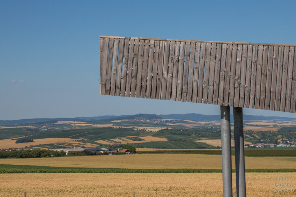 rozhledna Stezka nad vinohrady - Kobylí vrch