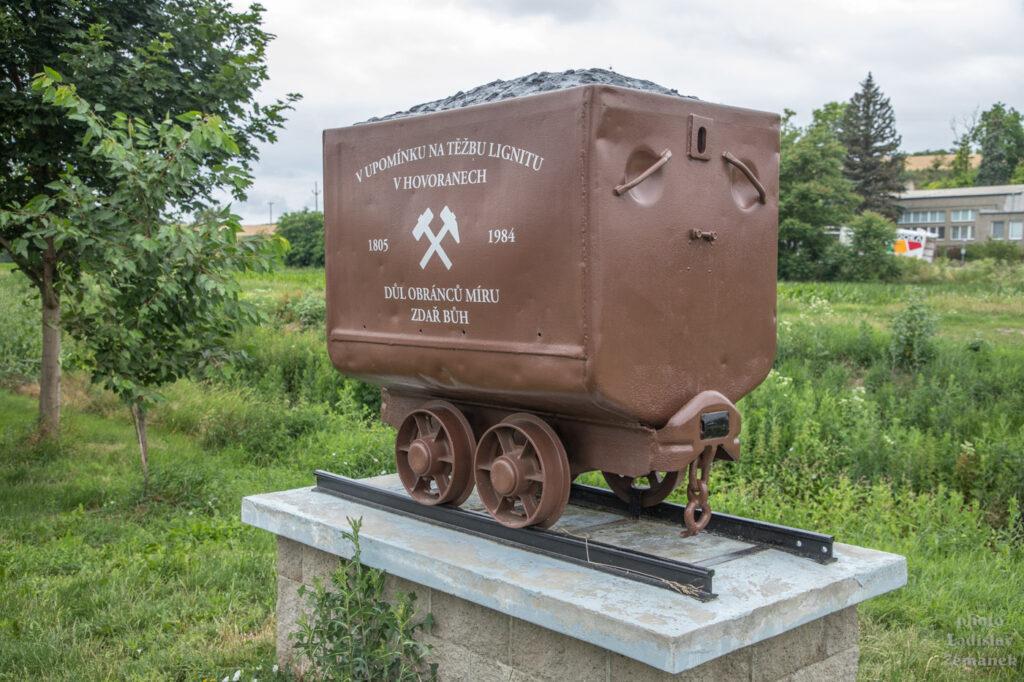 Moravské Toskánsko a těžba uhlí