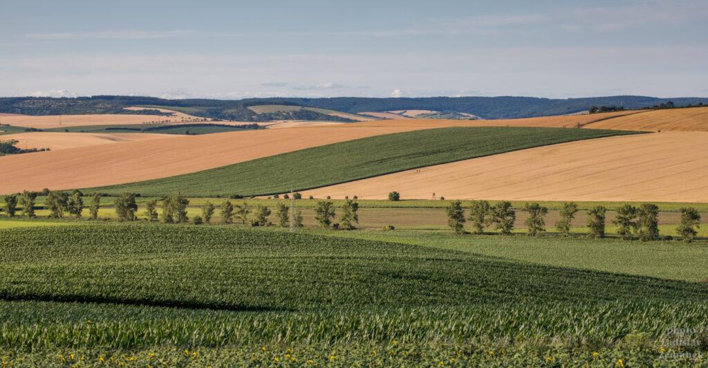 Moravské Toskánsko - Karlín a okolí