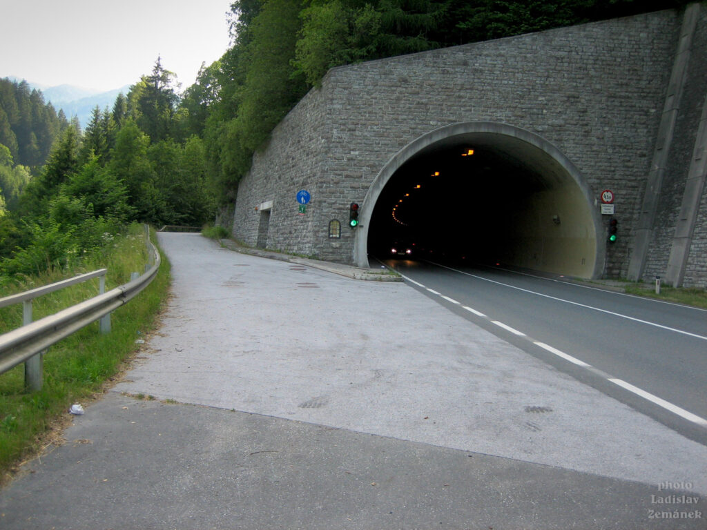 Tauernská cyklostezka - Taxenbach