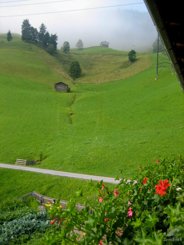 Tauernská cyklostezka - ubytování - Mittersill