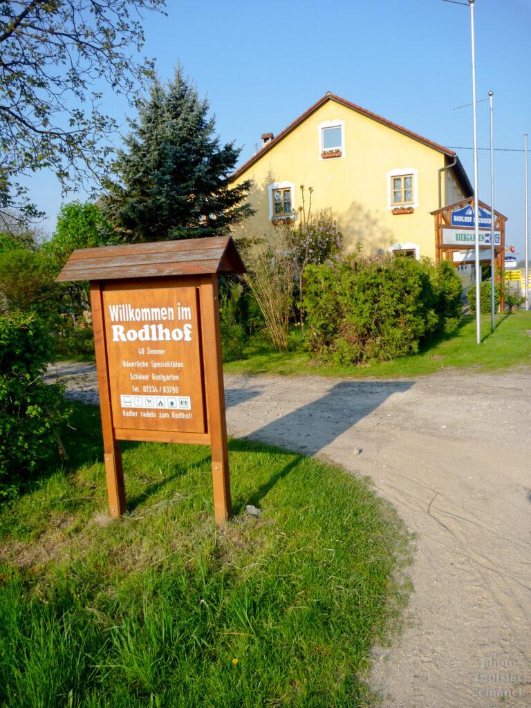 kemp na Podunajské cyklostezce