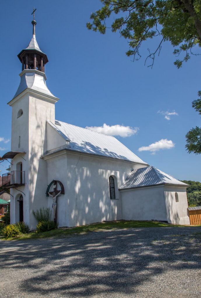 Jeseník - Křížový vrch - kostel sv. Anny