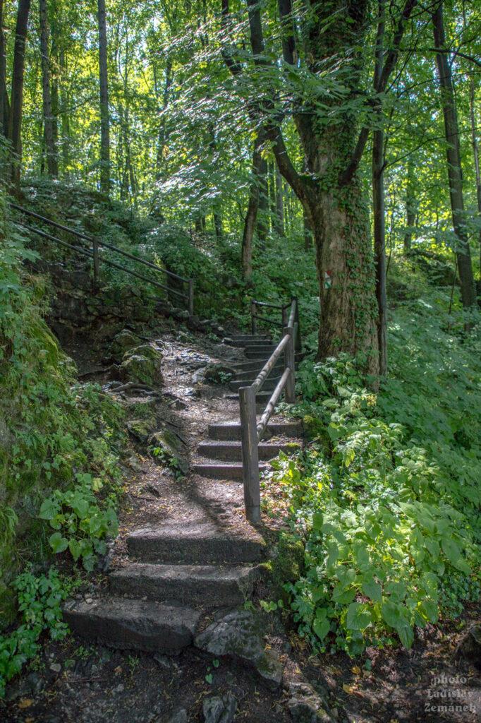 Štramberk - u jeskyně Šipka