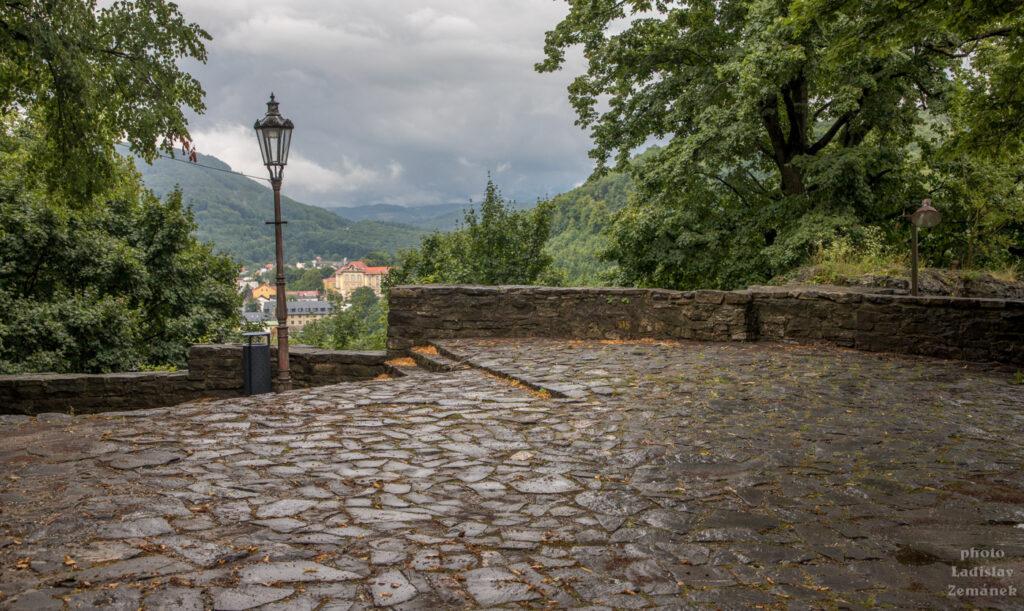 Štramberk - hrad