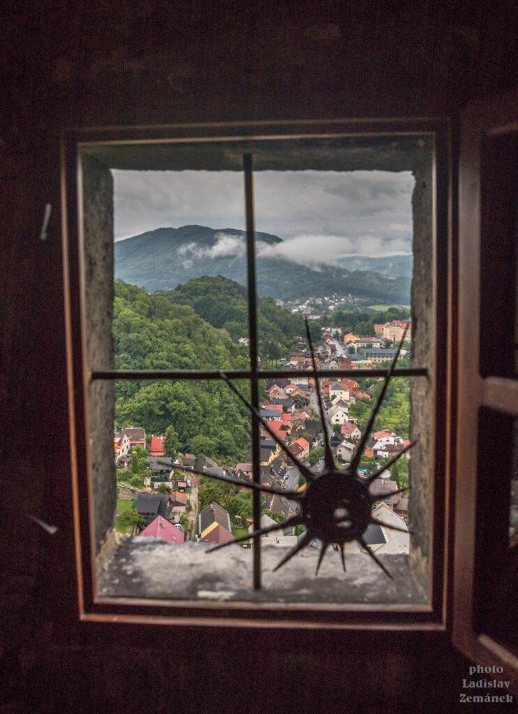 Štramberská Trúba - výhled