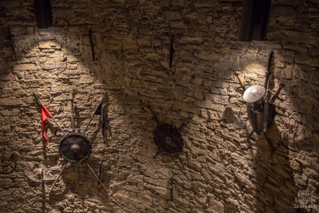 Štramberská Trúba - interiér