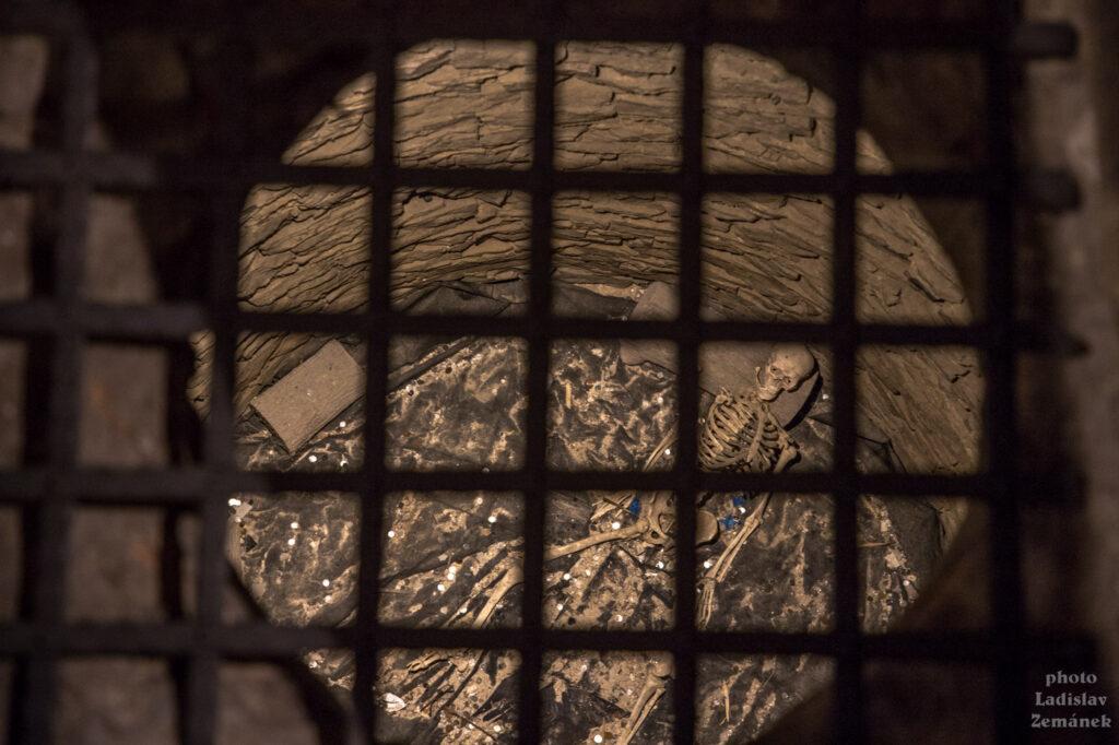 Štramberská Trúba - hladomorna