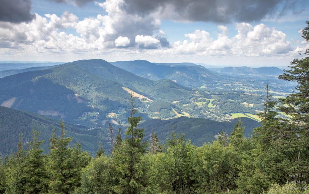 Výhled - Lysá hora