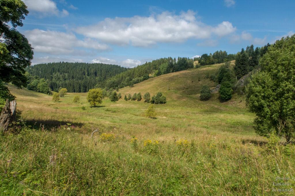 Moldava - krajina v okolí