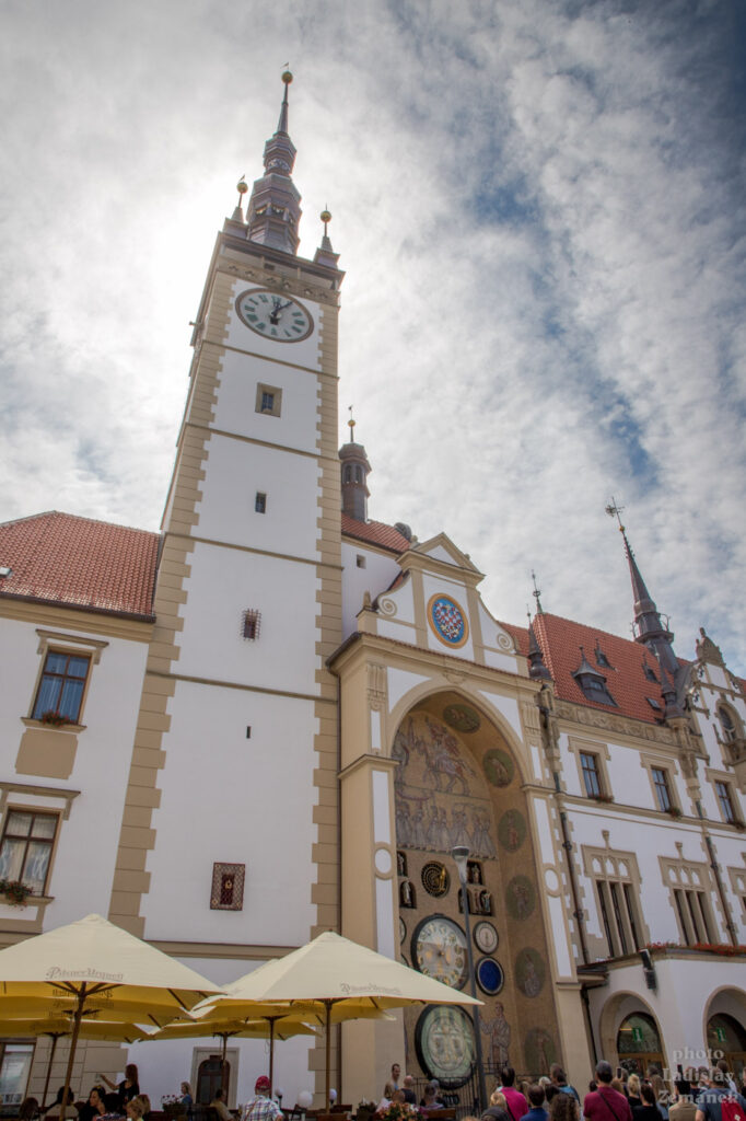 Olomoucká radniční věž a orloj