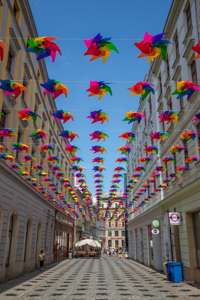 Olomouc - ulice 28. října