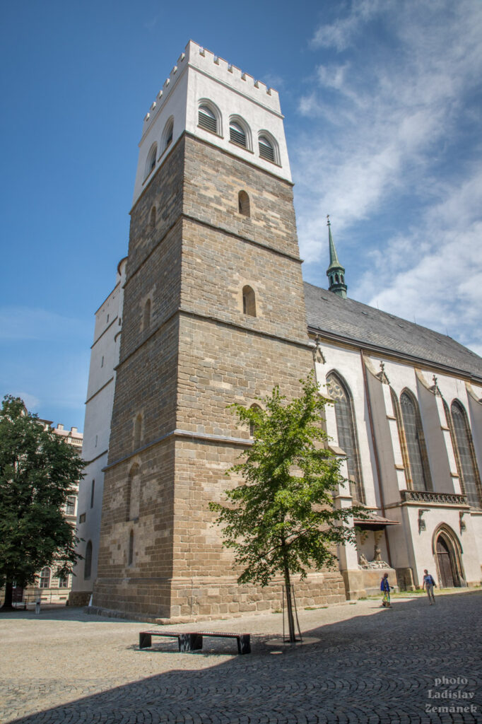 Svatomořická věž Olomouc