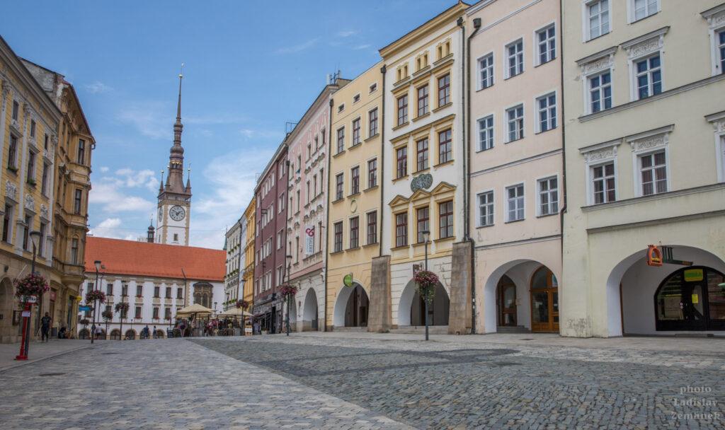 Olomouc - Dolní náměstí